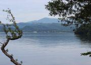 十和田湖沿いのキャンプ場
