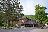 栃木県立日光自然博物館 外観