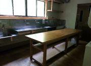 炊事場(センターハウス内)Cooking place in Centerhouse